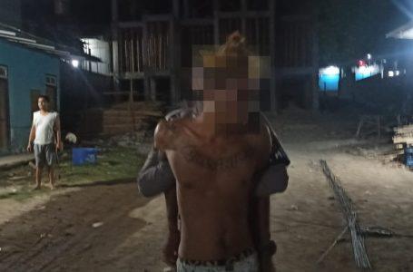 Mabuk dan Bikin Onar, 2 Buruh Bangunan Diamankan Polisi