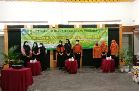 Ini Juara LCC Museum Tingkat Kabupaten Sumbawa