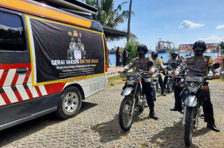 Polres Sumbawa Luncurkan Gerai Vaksin Presisi, Siap Sasar Wilayah Sulit