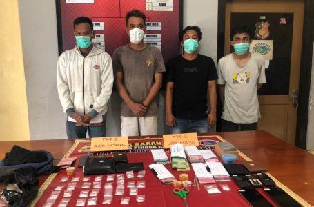 Polres Bima Kota Ungkap Jaringan Narkoba dengan Omzet Besar