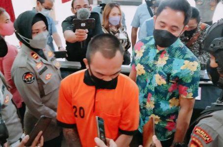 Maling Motor, Suami Istri Ditangkap, Hasil Penjualannya Pakai Nyabu