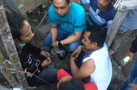 Tangkap Terduga Pengedar Narkoba, Polisi di Bima Dilempar