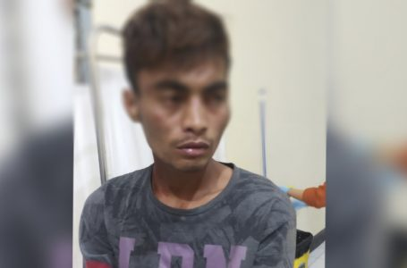 Pria Mabuk Ancam Warga dengan Parang di Pulau Bungin