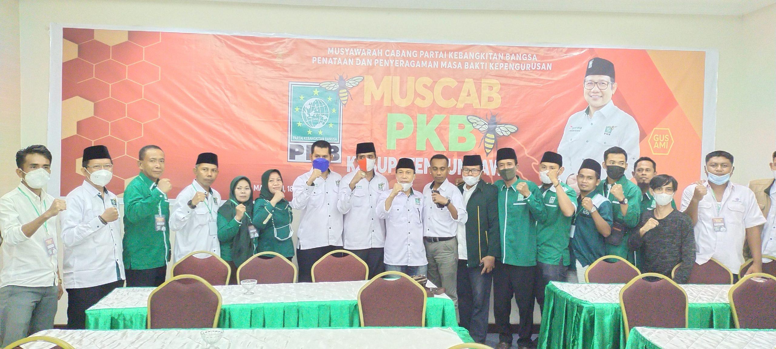 H. Ilham Mustami Pimpin PKB Sumbawa