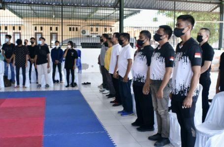 Peserta Seleksi Porkab IBA MMA Sumbawa Diminta Jaga Sportivitas