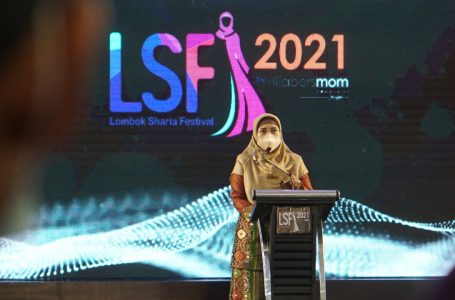 LSF 2021, Wagub: Titik Kebangkitan Ekonomi NTB